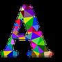 colourful A