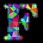 colourful F