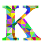 colourful k