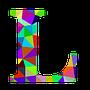 colourful l