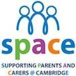 logo SPACE (Supporting Parents and Carers @ Cambridge Network)