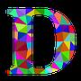 colourful D