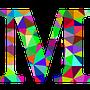colourful m
