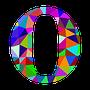 colourful o