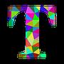 colourful T