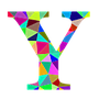 colourful y