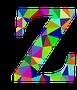 colourful z